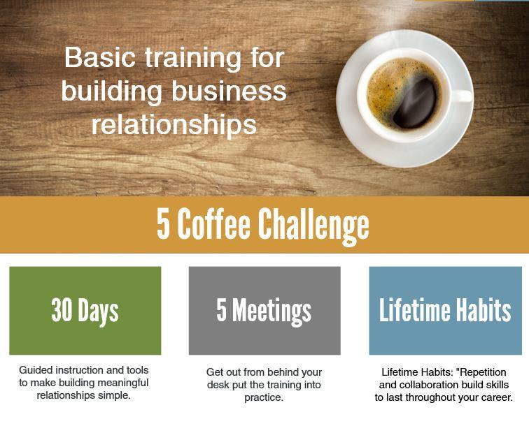 Basic training for relationship building